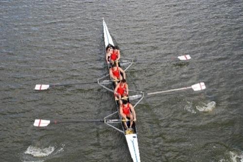 第86回全日本選手権大会男子 舵手つきフォア