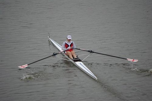 第32回全日本軽量級選手権大会女子 シングルスカル