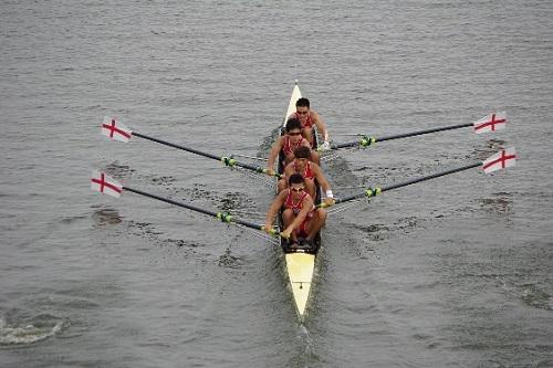 第88回全日本選手権大会男子 舵手なしフォア