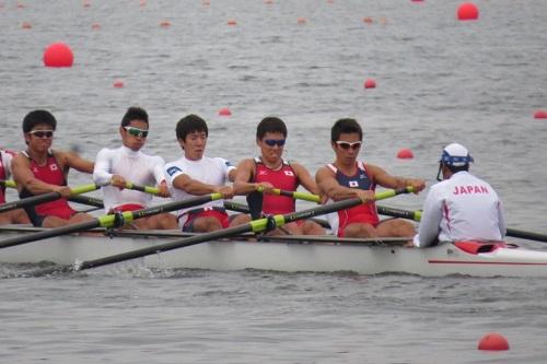 第17回アジア競技大会男子 エイト