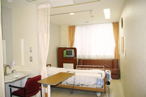 病室の様子2
